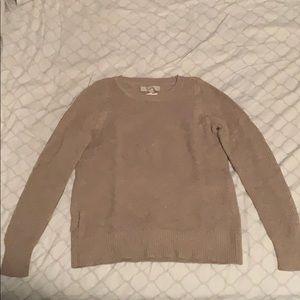 Brand new Tan Loft sweater